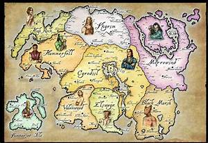 The Races of Tamriel by TehWoodElf on deviantART | Saving ...
