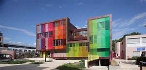 Centro Deportivo D' PARIS O.O ~ Arquitectura Moderna ...