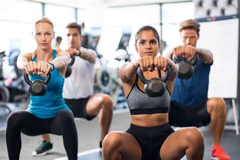 kettlebell classes fitness