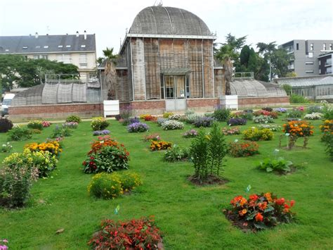 panoramio photo of nantes le jardin des plantes