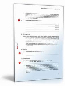 Vorläufiger Kaufvertrag Haus Vorlage : kaufvertrag wohnungseinrichtung muster zum download ~ Orissabook.com Haus und Dekorationen