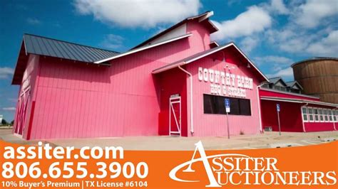 Country Barn Amarillo by Auction Country Barn Steakhouse