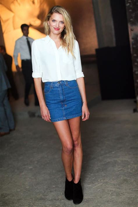 denim skirt 31 trend to try the denim skirt kate waterhouse