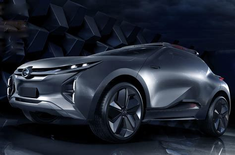 gac enverge electric suv concept revealed