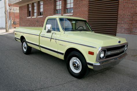 1970 Chevrolet C20 Pickup 196041