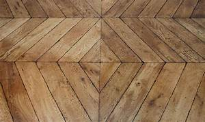 parquet vieilli decoratif traditionnel point de hongrie With parquet massif point de hongrie