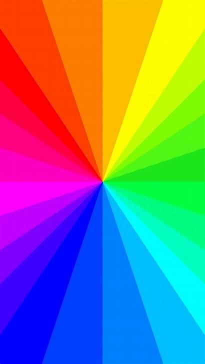 Rainbow Iphone Background Colors Wallpapers Desktop Ipad