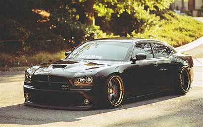 Charger Dodge Tuning Wallpapers Cars Srt Muscle