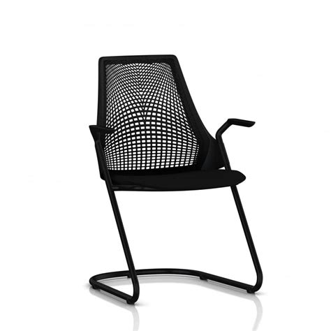 Herman Miller Sayl Chair White by Herman Miller Sayl Side Chair