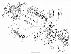 33 Cub Cadet Hydrostatic Transmission Diagram
