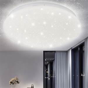 Led Panel Himmel : rgb led decken leuchte sternen himmel cct dimmer lampe fernbedienung nacht licht ebay ~ Orissabook.com Haus und Dekorationen