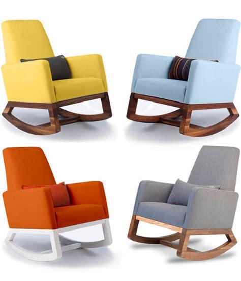 monte designs joya rocker nursery rocking chair