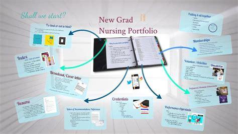grad nursing portfolio nursing portfolio grad