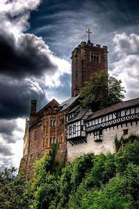 Wartburg Castle - where Martin Luther translated ...