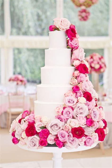 Stunning And Scrumptious Summer Wedding Cake Ideas Chic