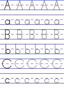 alphabet learning worksheets lesupercoin printables With learning letters preschool