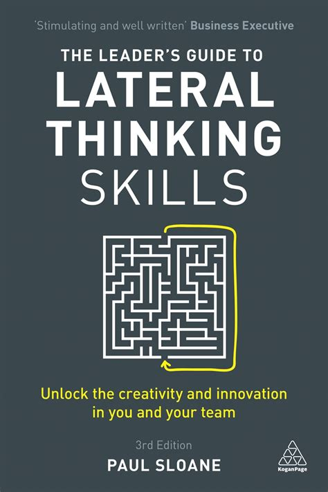 leaders guide  lateral thinking skills