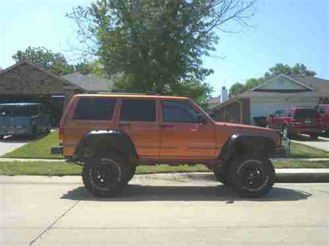 copper jeep cherokee sell used 2001 jeep cherokee in flower mound texas