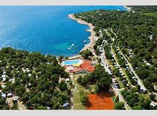 Campingplatz Bijela Uvala in Poreč, Istrien, Kroatien