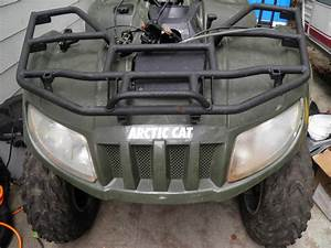 2007 Arctic Cat 500 4x4 Fis   Need Help With Brakes