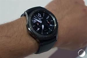 Montre Gear S2 : bracelet montre samsung gear s3 ~ Preciouscoupons.com Idées de Décoration