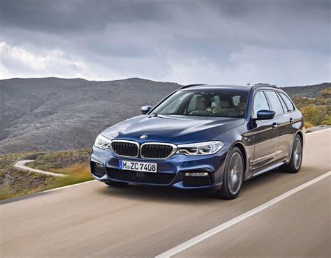 Bmw 5 Series Touring Backgrounds by Bmw 5 Series 2017 New Touring Model Released Along With