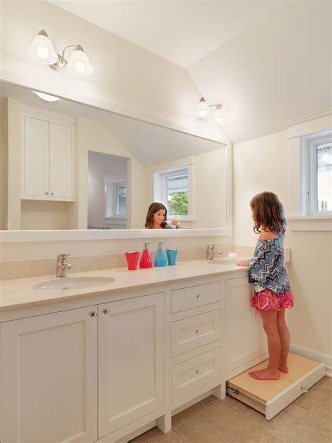 Bathroom Vanity With Step Stool Bathroom Bathroom Step Stool 3 Bathroom Step