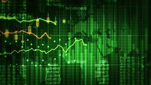 Flow Chart  Stock Market And The World  Stock Footage