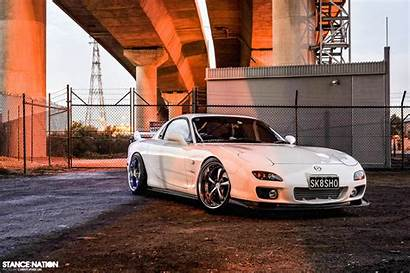 Rx7 Mazda Stancenation Simple Beauty Much Tiago