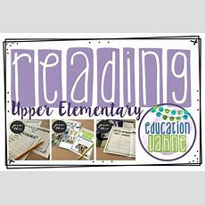 34 Best Upper Elementary Reading Comprehension Images On Pinterest