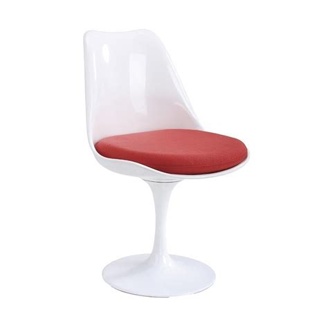 chaise tulip chaise pivotante design replica tulip