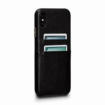 Iphone Wallet Leather Xs Case Kyla Snap