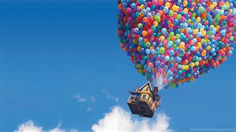 Pixar Up Movie Fresh New Hd Wallpapers [your Popular Hd
