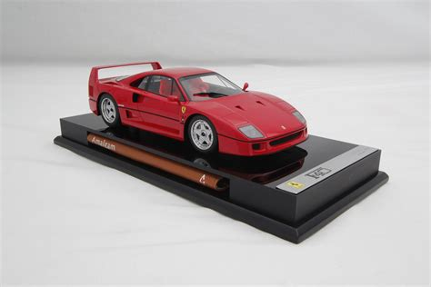 ferrari coupe models ferrari f40 scale model cars
