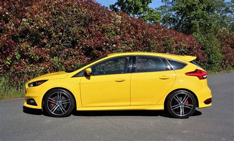 Car St by 2017 Ford Focus St The Car Magazine