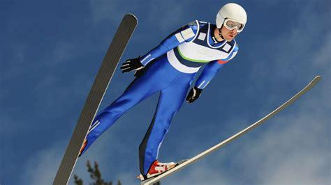 """Ein jahr lang konnte stephan leyhe aufgrund eines kreuzbandrisses nicht mehr skispringen. """"Skispringen: Weltcup"""" nochmal sehen: Wiederholung der ..."""