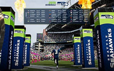 seahawks schedule wallpaper seahawks