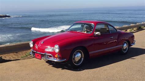 1969 All Electric Vw Karmann Ghia By Zelectric