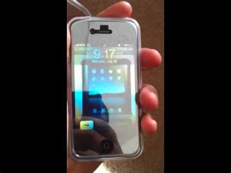 how to mirror iphone to iphone 4 mirror screen protector