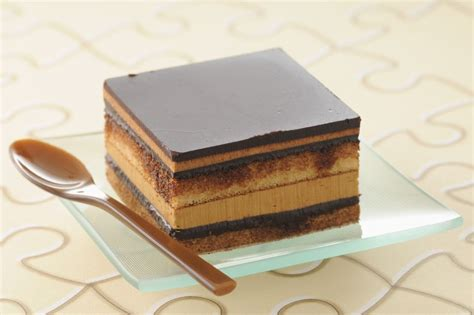 opera cake classic french opera cake recipe