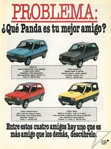 Anunciosantiguos   U201cseat Panda  A U00f1o 1983