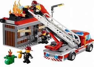Vidéos De Lego : lego city cami n de bomberos juguetes para ni os lego juguetes infantiles youtube ~ Medecine-chirurgie-esthetiques.com Avis de Voitures