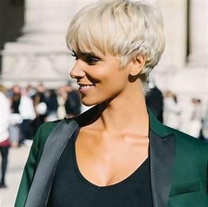 Coupe Femme Courte Blonde : 44 coupes courtes blondes qui d chirent ~ Carolinahurricanesstore.com Idées de Décoration