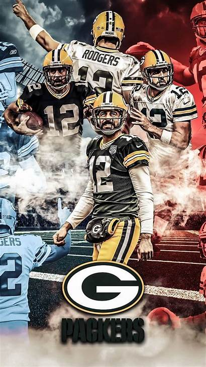 Aaron Rodgers Packers Nfc Lions Nfl Football