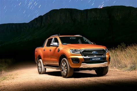 How Much Will The New Ford Ranger Cost by New Ford Ranger Launched In South Africa Here S What S