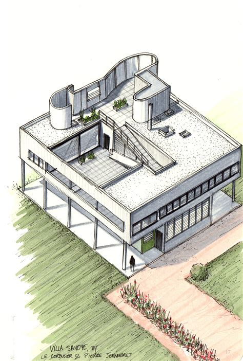 villas floor plans gallery of 20 beautiful axonometric drawings of iconic