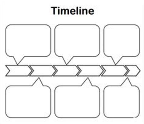 squarehead teachers printable blank timeline  boxes