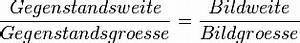 Bildweite Berechnen : licht und die linsengleichung kas wiki ~ Themetempest.com Abrechnung
