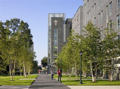 fordham university campbell salice conley residence halls
