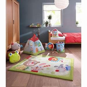 Tapis De Sol Bébé Crèche : tapis chambre b b tapis chambre d 39 enfant des tapis color s pour prot ger le sol de la ~ Teatrodelosmanantiales.com Idées de Décoration